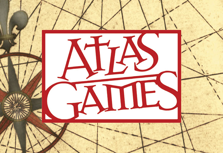 Atlas Games' Summer 2019 Convention Schedule
