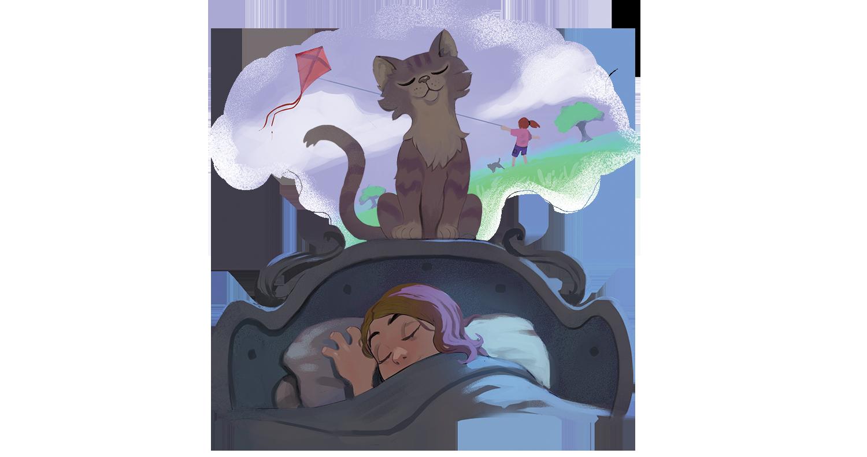 Magical kitties dreamwalker