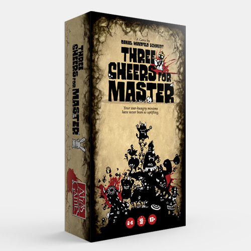 Three Cheers for Master Box