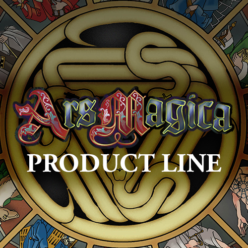 Ars Magica Product Line