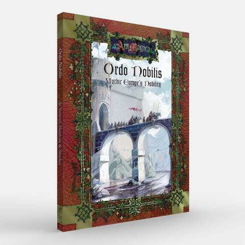 Atlas Games | Ars Magica 4th Edition