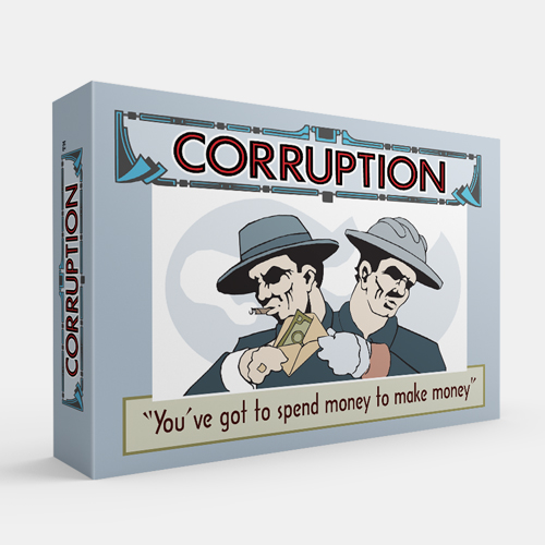 Corruption Product Image