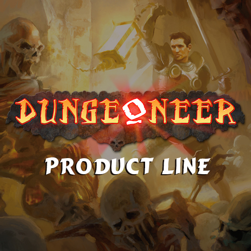 Dungeoneer Line Page Image