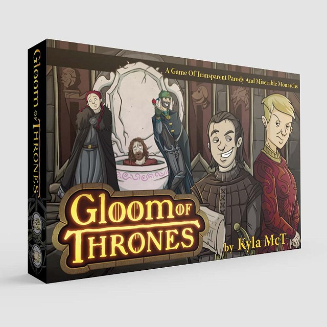 Gloom of Thrones 3D Cover Thumb