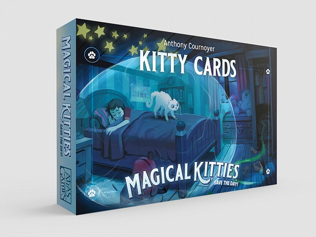 Magical Kitties Cards