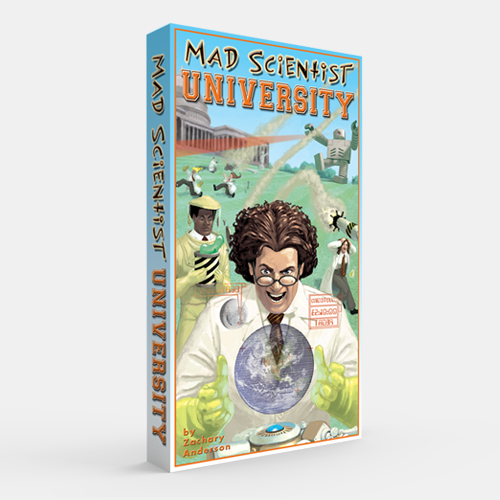 Mad Scientist University product image