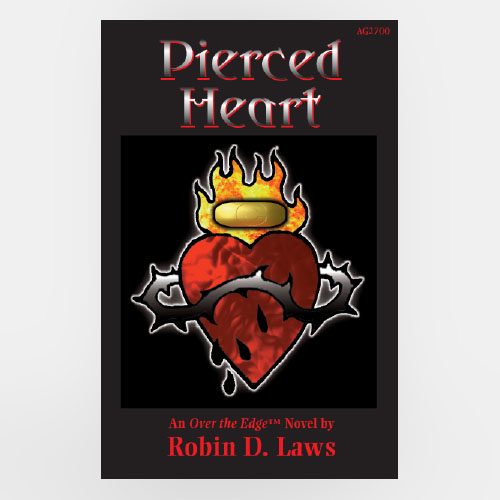 Pierced Heart Product Image