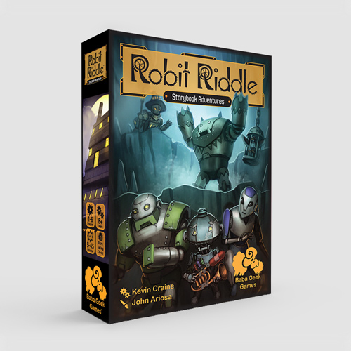 Robit Riddle 3D Cover Thumb