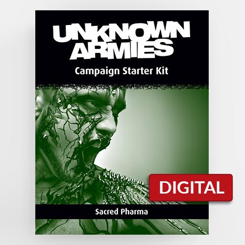 Atlas Games | Unknown Armies