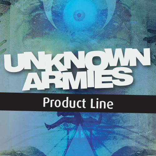 Unknown Armies Product Line Image