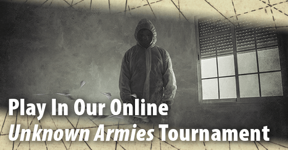 Play Unknown Armies with Its Co-Creator In Our Online RPG Tournament