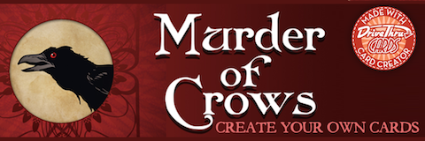 Murder of Crows Banner