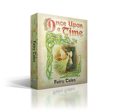 Once Upon A Time: Fairy Tales -  Atlas Games