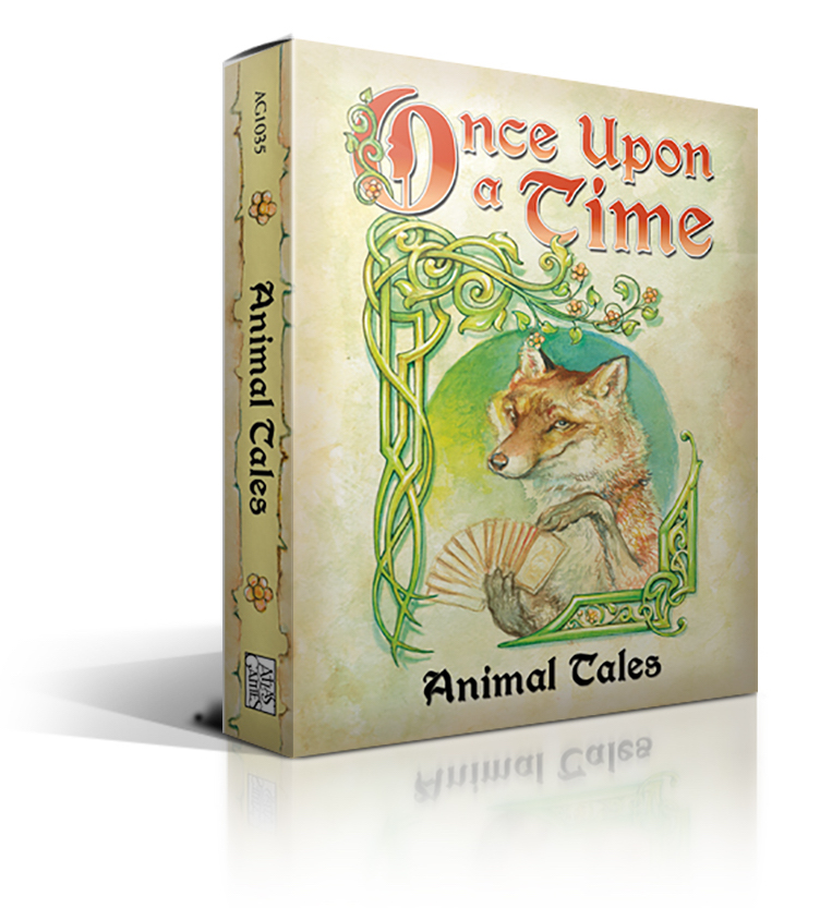 Once upon a Time: Animal Tales -  Atlas Games