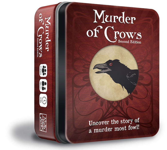 Murder Of Crows 2nd Edition - Atlas Games