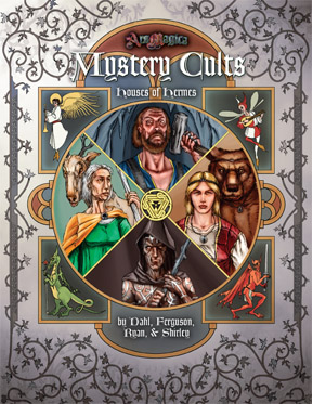 Couverture Mystery Cults