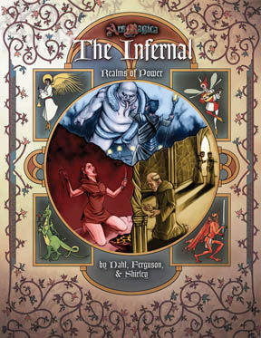 Realm of Powers The Infernal AM5