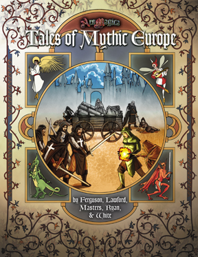 Tales of Mythic Europe (T.O.S.) -  Atlas Games