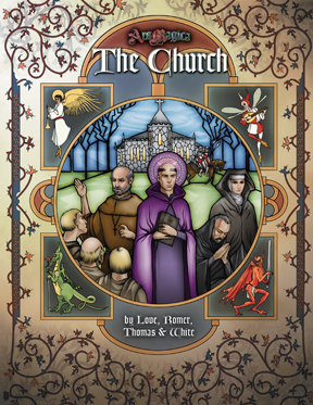 The Church -  Atlas Games