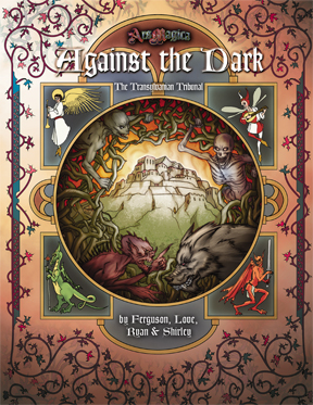 Atlas Games: Ars Magica: Against the Dark The Transylvanian Tribunal