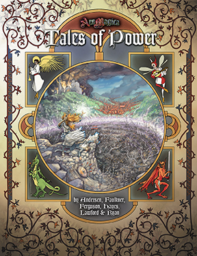 Ars Magica RPG: Ars Magica: Tales of Power