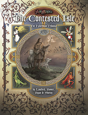 Ars Magica RPG: The Contested Isle