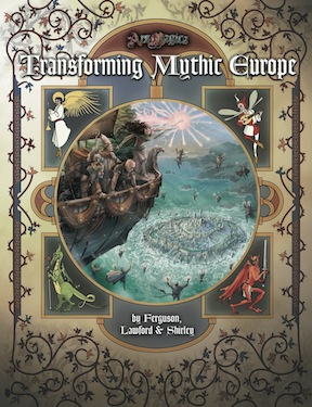 Ars Magica RPG: Transforming Mythic Europe