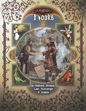 Ars Magica RPG: Hooks