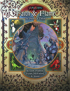 Ars Magica RPG: Ars Magica: Faith and Flame: The Provencal Tribunal
