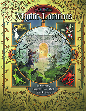 Ars Magica RPG: Mythic Locations: Ars Magica