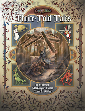 ThriceTold tales: Ars Magica  -  Atlas Games