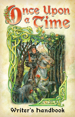 Writers Handbook: Once Upon a Time -  Atlas Games