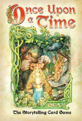 Once Upon a Time 3rd Edition -  Atlas Games