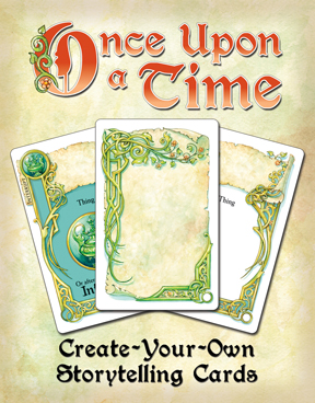 Create-Your-Own Storytelling Cards -  Atlas Games