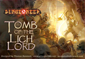 Tomb of the Lich Lord -  Atlas Games