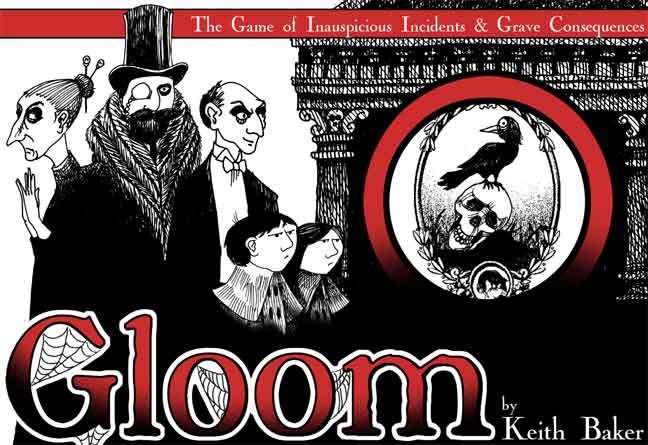 Image result for gloom card game
