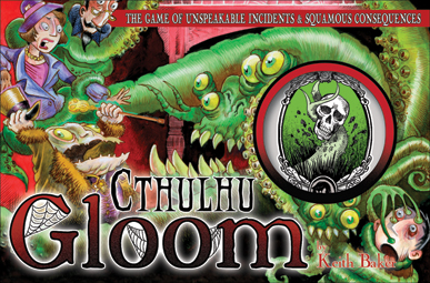 Cthulhu Gloom Card Game -  Atlas Games